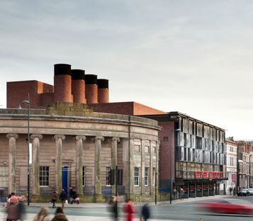 Haworth Tompkins: Everyman Theatre Liverpool