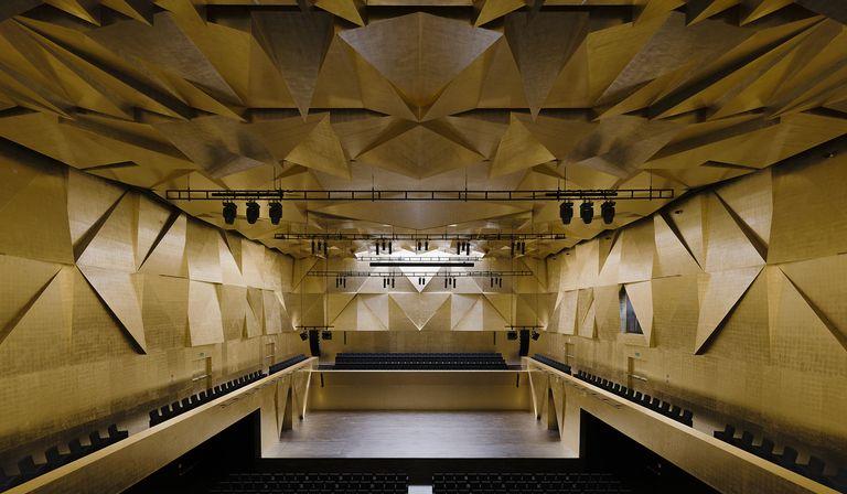 Estudio Barozzi Viega progetta la nuova Szczecin Philharmonic Hall