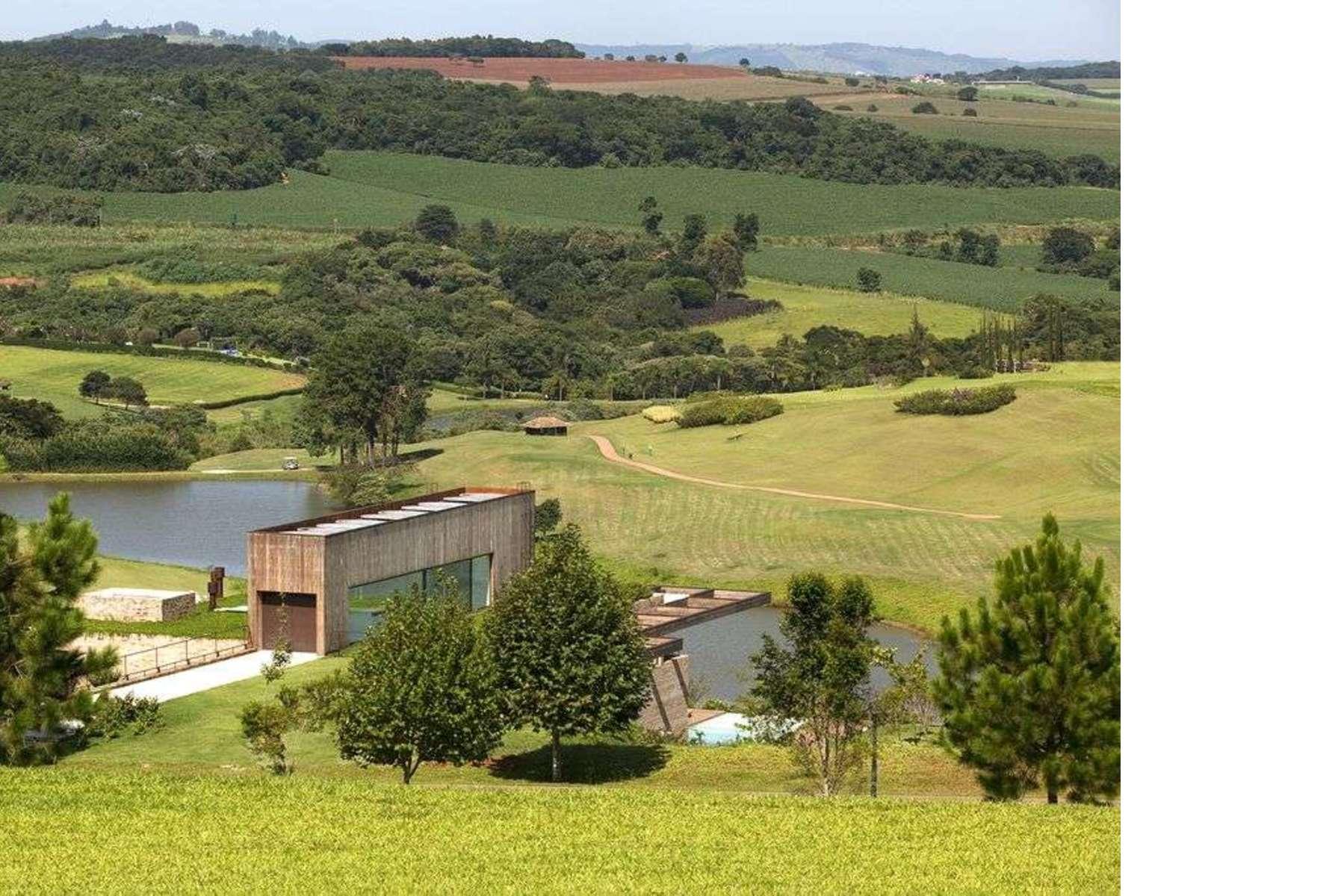 Arthur Casas casa MP Quinta da Baroneza house San Paolo