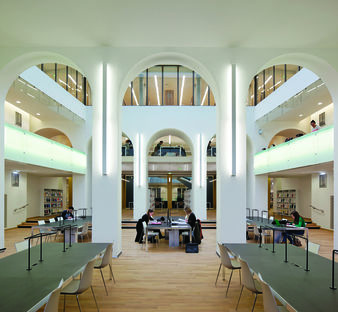 Michelin et Associés BNU Strasbourg's National University Library