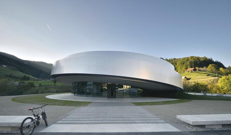 Cultural Center of European Space Technologies (KSEVT) di Vitanje