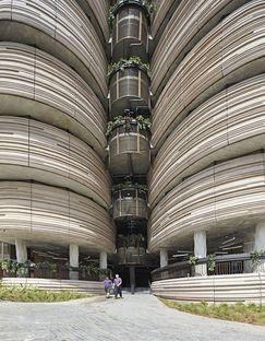 Heatherwick Learning Hub Nanyang Technological University Singapore