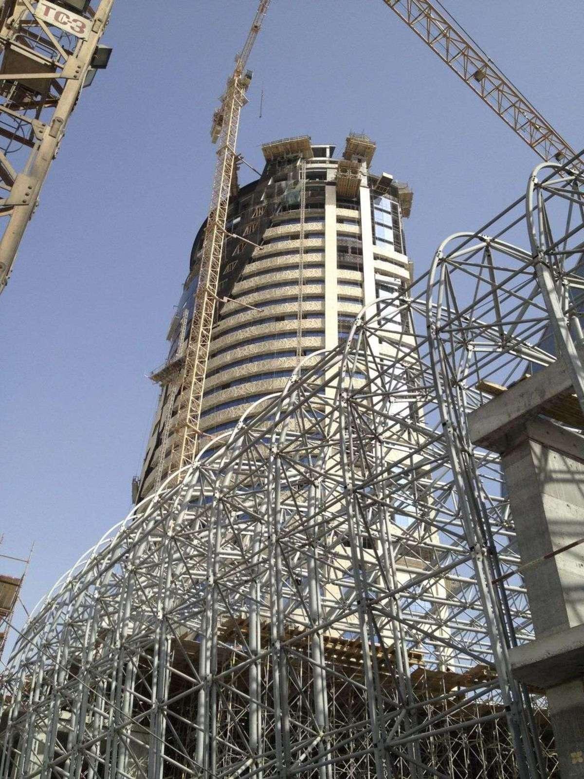South West Architecture con FMG per la Falcon Tower di Doha