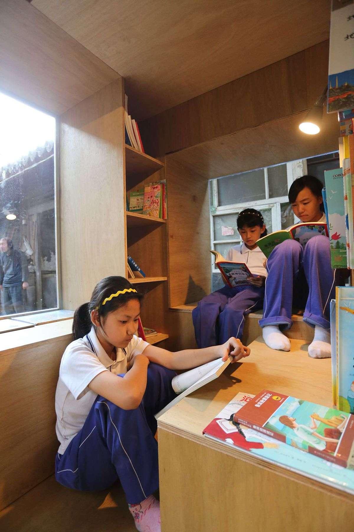 ZAO/standardarchitecture: Micro-Yuan'er in un hutong di Pechino