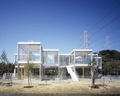 Takeshi Hosaka: scuola Hongodai Christ Church Yokohama