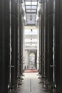 Distilleria Zanin realizzata con pavimenti FMG