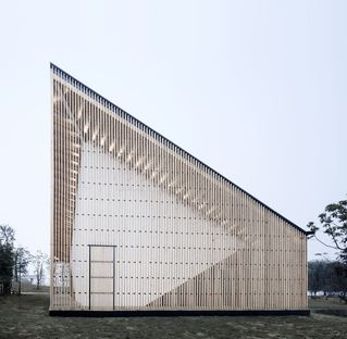 AZL Architects e la Nanjing Wanjing Garden Chapel