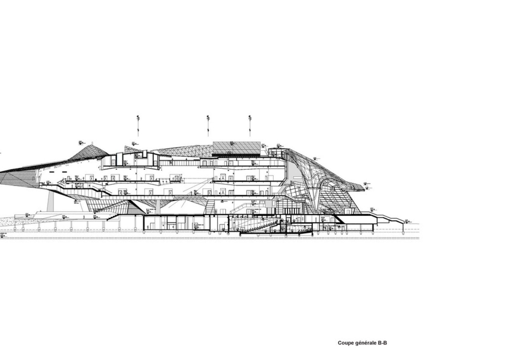 Coop Himmelb(l)au e il Musée des Confluences a Lione