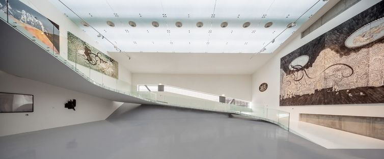 Mateo Arquitectura: Centro culturale di Castelo Branco, Portogallo