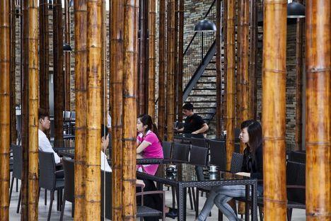 Vo Trong Nghia e il Son La Restaurant in Vietnam