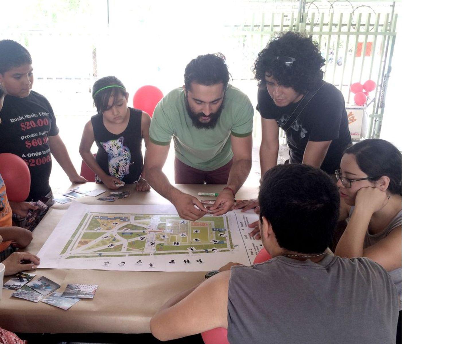 Urban Spa: un workshop di PKMN con gli studenti a Chihuahua