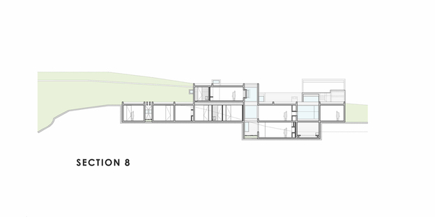 Mardones MO house a Zapallar (Cile)