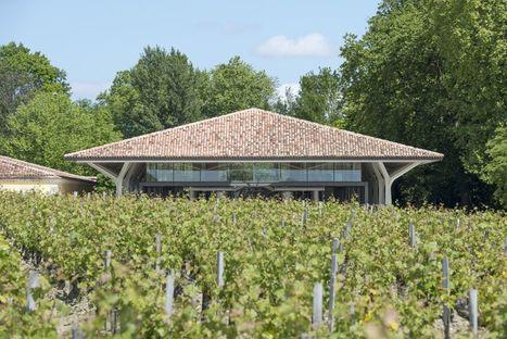 Foster+Partners a Chateau Margaux: ampliamento e riqualificazione