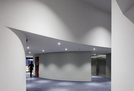 Jean Nouvel+MDW: Questura di Charleroi e sede di Charleroi Danses
