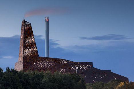 Erick van Egeraat e il nuovo termovalorizzatore di Roskilde