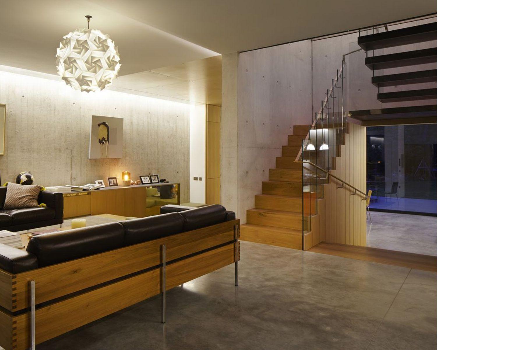 Pear tree house di Edgley Design a Dulwich, Londra