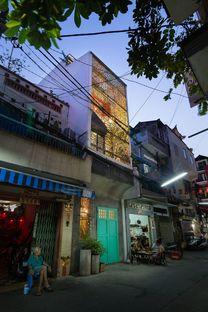 Saigon house di a21studio a Ho Chi Minh City (Vietnam)