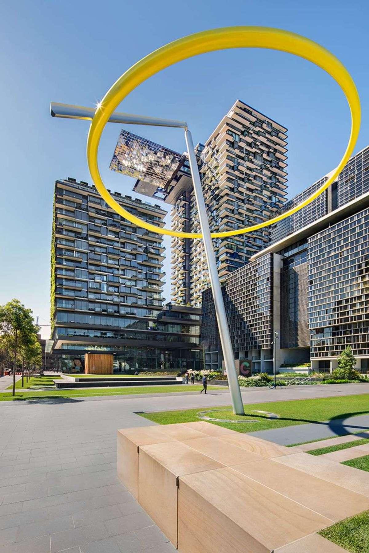 Jean Nouvel e le residenze green One Central Park a Sidney