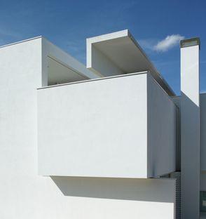 Architettura Matassoni e la Villa N di Arezzo (Italia)