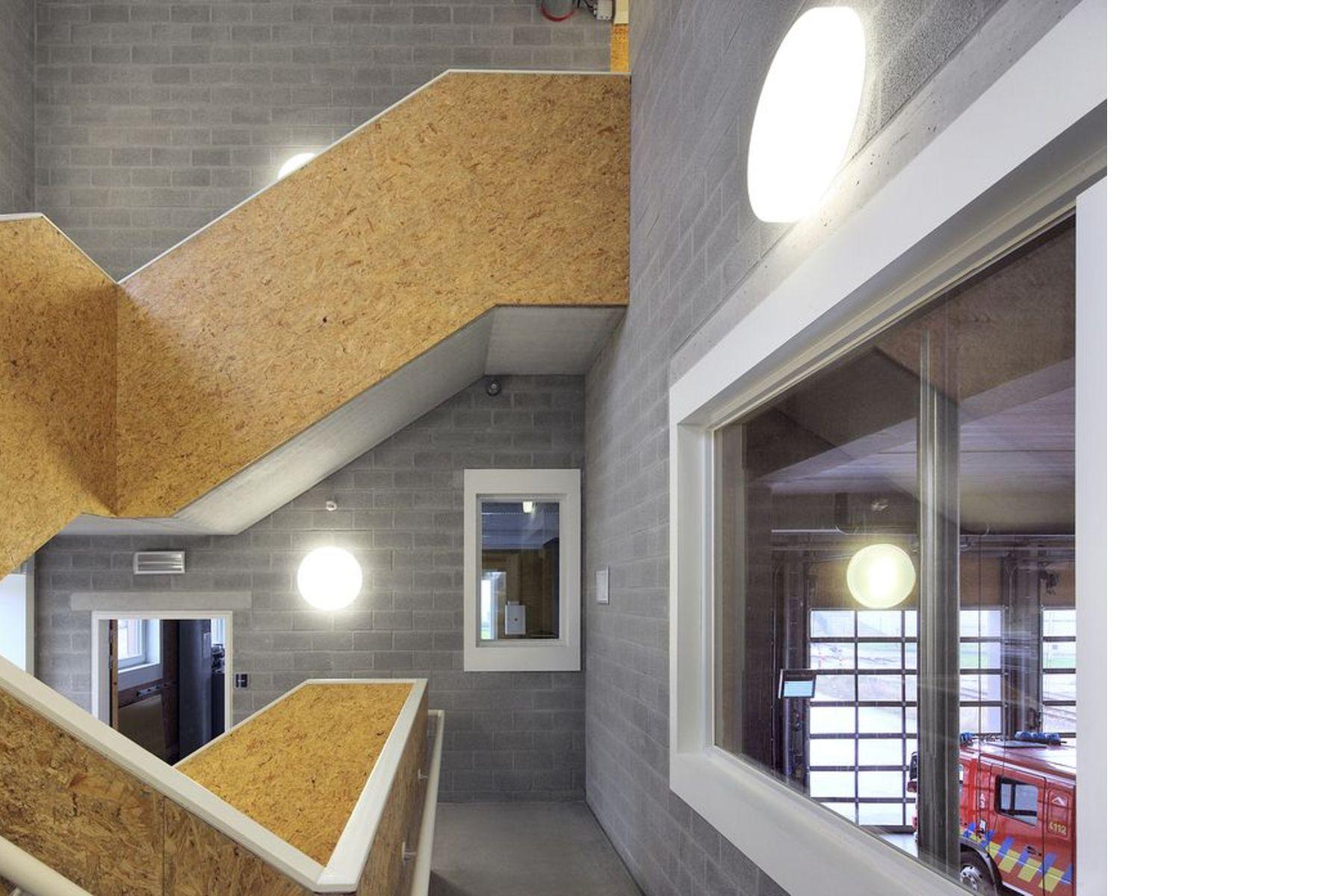 Bovenbouw: nuova stazione dei vigili del fuoco a Berendrecht