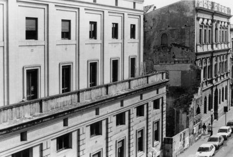 Vincenzo Latina e il Padiglione dell'Artemision di Siracusa