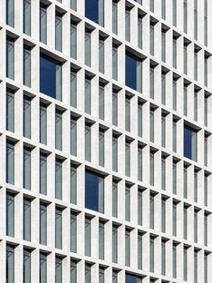 CF Møller e firma i nuovi uffici Bestseller ad Aarhus (Danimarca)
