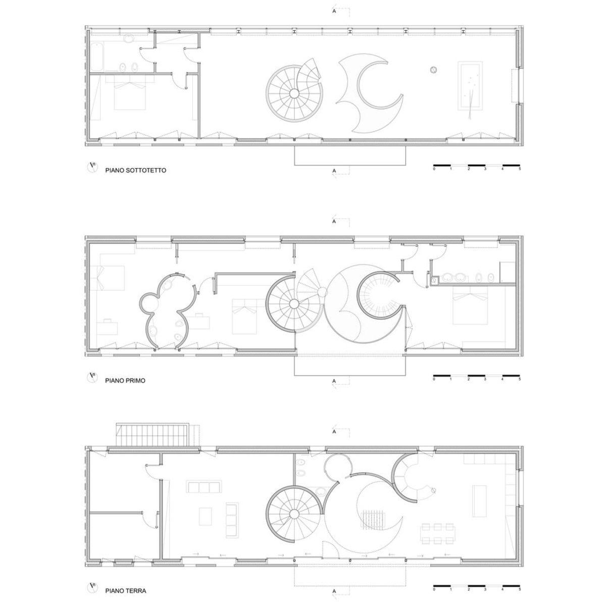 Elasticospa+3: ristrutturazione di una casa di campagna a Sacile
