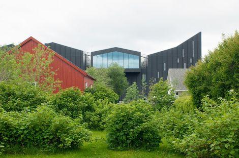 Reiulf Ramstad Arkitekter: Kimen Cultural Centre Stjørdal