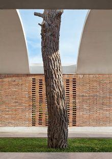 Mesura progetta Casa IV nella campagna di Elche (Spagna)
