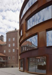 Tham & Videgård per la nuova scuola di architettura di Stoccolma