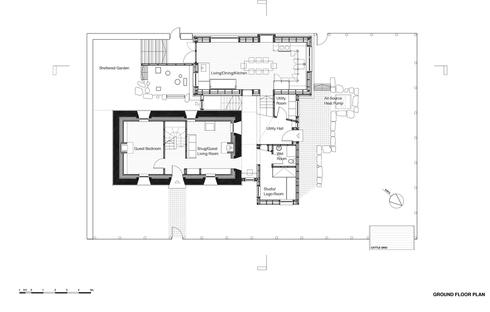 Murray Kerr (Denizen Works): casa 7 sull'isola di Tiree
