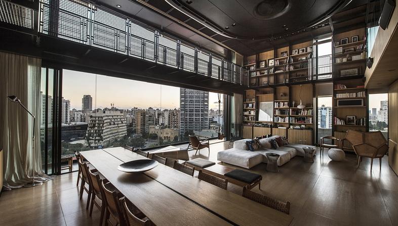 Bernard Khoury e l'enigmatico NBK residence (2) a Beirut
