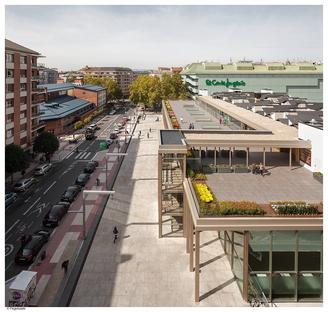 Bárcena y Zufiaur riqualifica il mercato alimentare di Vitoria