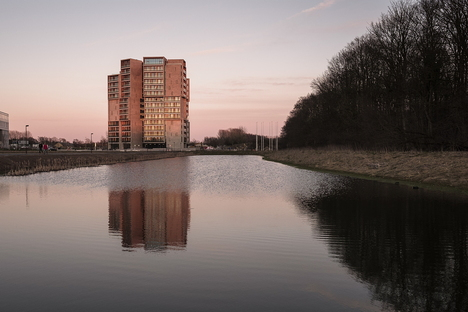 CF Moller: casa dello studente, University of Southern Denmark