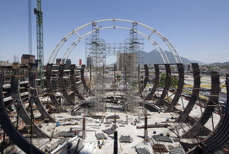 LANDA Arquitectos: Pabellón M a Monterrey (Messico)