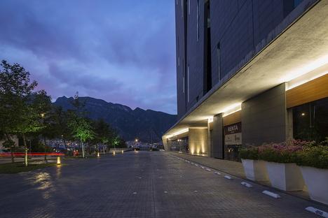 Torre San Pedro in Messico di RDLP Arquitectos