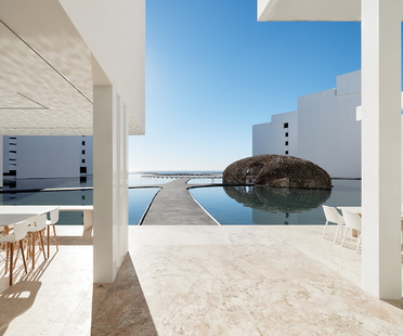 Miguel Ángel Aragonés: hotel e residenze Mar Adentro in Messico