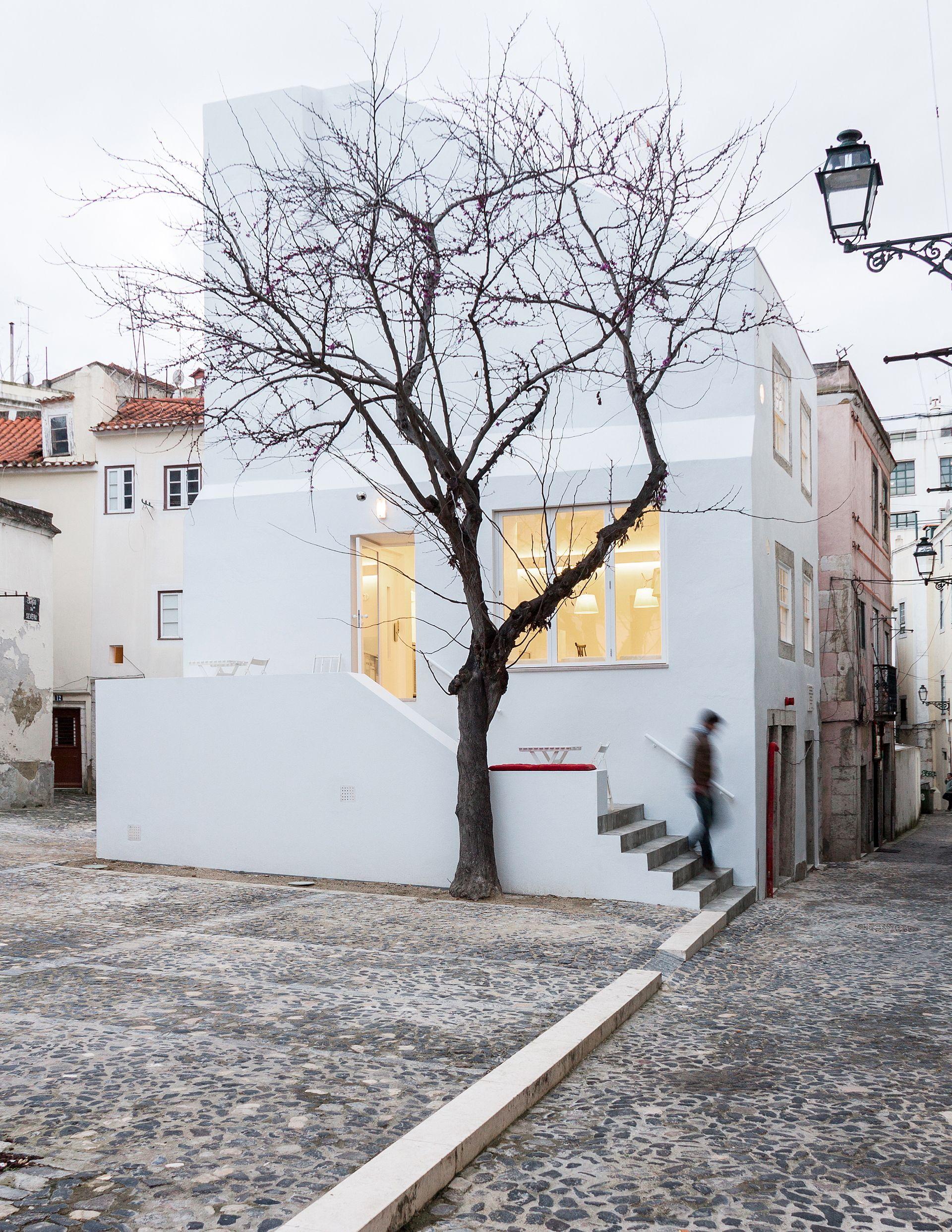 José Adrião e la Casa da Severa (casa del Fado) a Lisbona