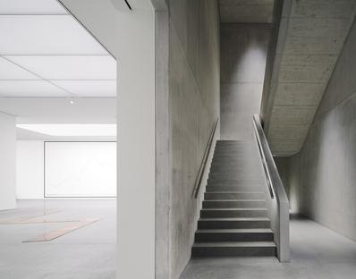 Barozzi/Veiga ampliamento Museo d'Arte dei Grigioni Coira