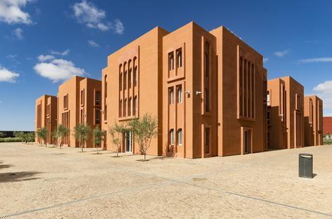 Ricardo Bofill e l'Université Mohammed VI Polytechnique