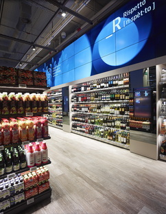 Area 17 INRES Carlo Ratti: Supermercato del futuro Bicocca Milano