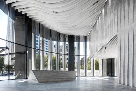 Kengo Kuma: nuovi uffici Hongkou Soho a Shanghai