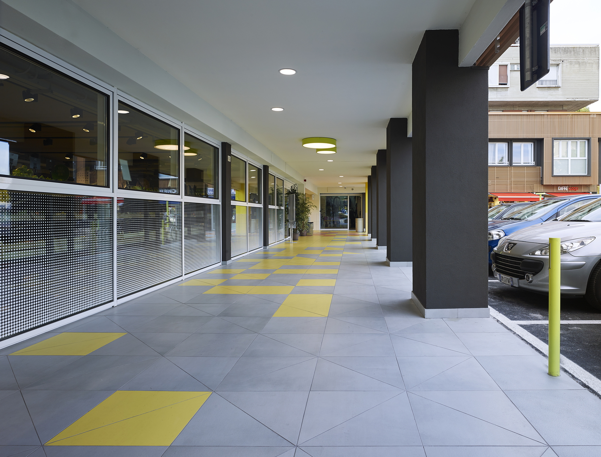 Area 17-INRES: Riqualificazione Galleria R-Nord Modena