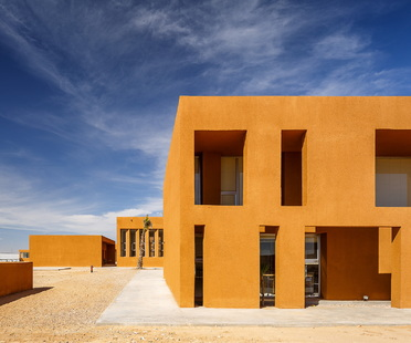Laayoune Technology School di El Kabbaj - Kettani - Siana Architects