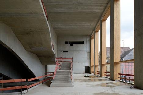 Troyes office © Thienot-Ballan-Zulaica Architectes