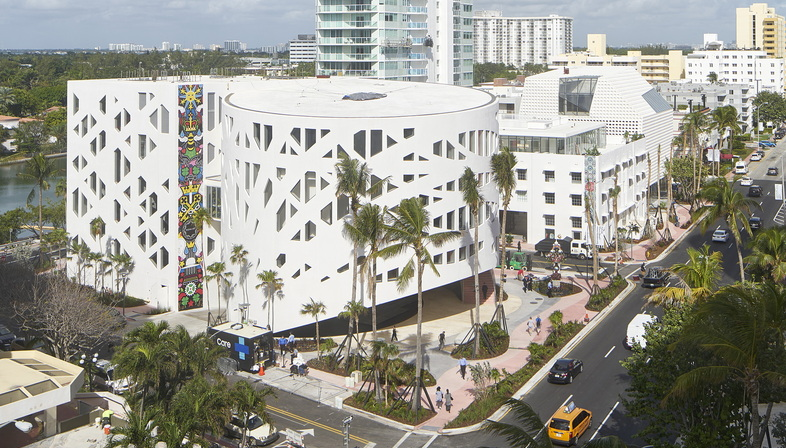 OMA Rem Koolhaas: Faena Forum, Faena Bazaar and Park, Miami Beach