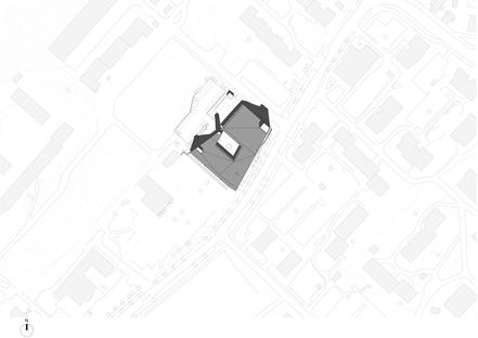 OOPEAA e la Suvela Chapel a Espoo