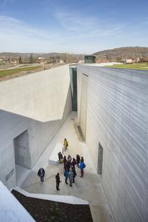 Snøhetta: Lascaux VI Centro internazionale arte rupestre