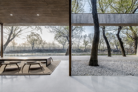 Archstudio: Tempio buddista Tangshan, Cina
