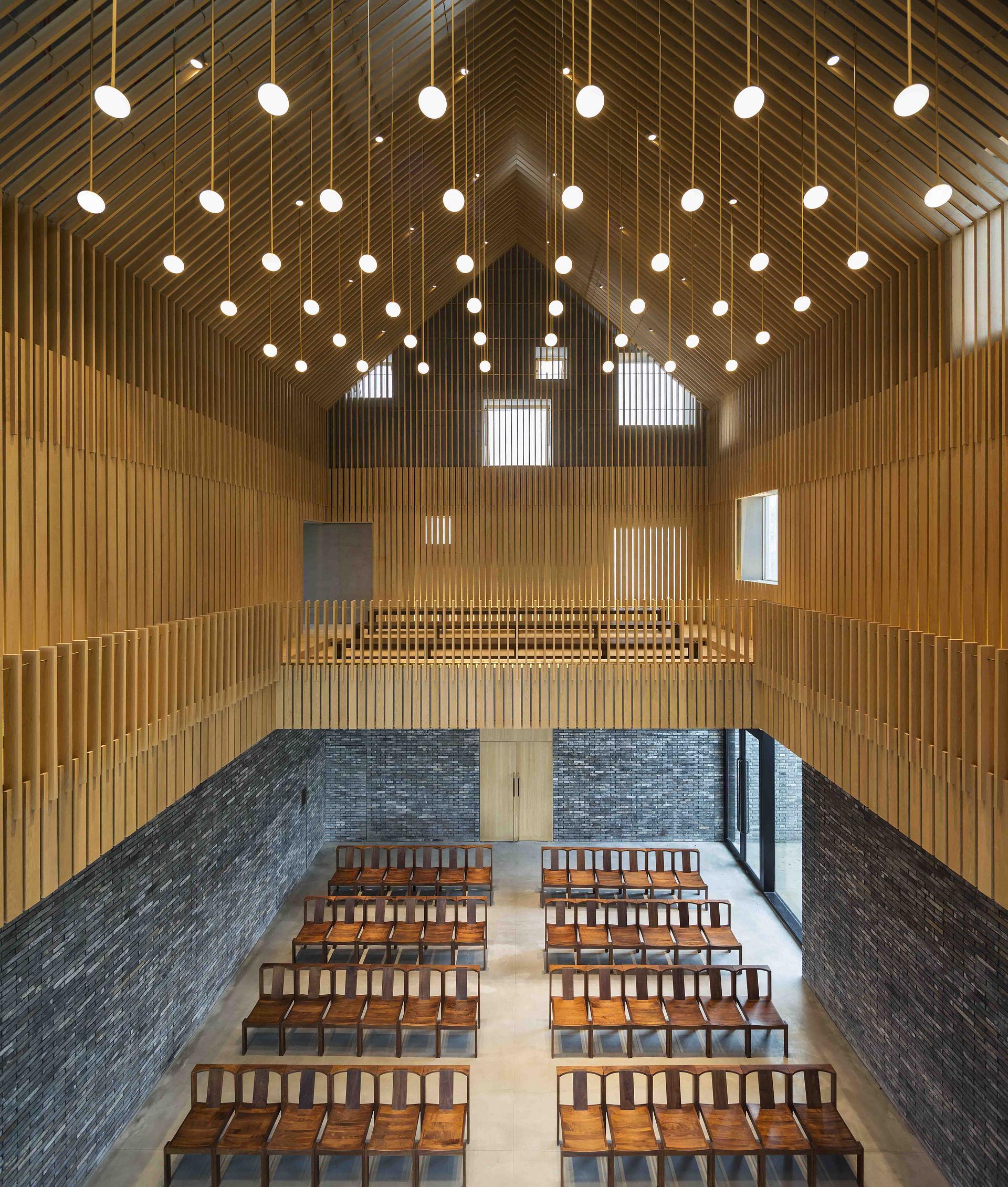 Neri&Hu e la Suzhou Chapel